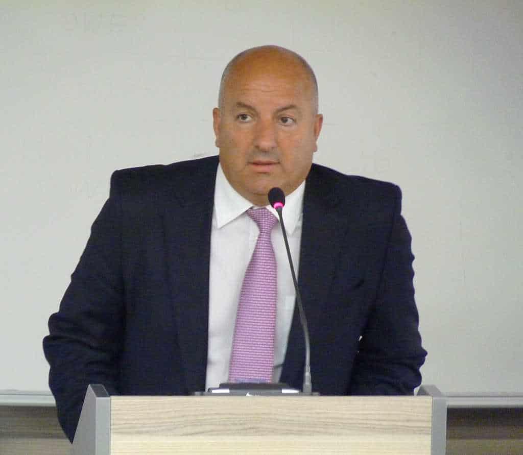 Д-р Иван Соколов Главен директор на Международен панаир Пловдив
